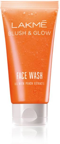 Lakmé Blush and Glow Peach Extracts Gel Face Wash