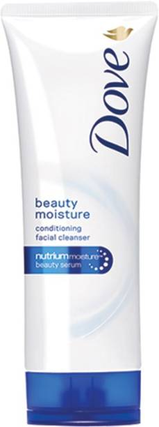 DOVE Beauty Moisture facial cleanser Face Wash