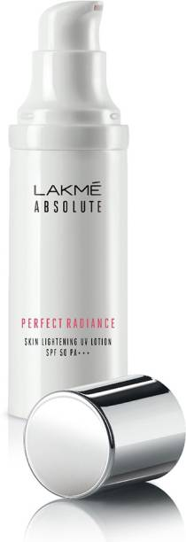 Lakmé Perfect Radiance Skin Lightening UV Lotion