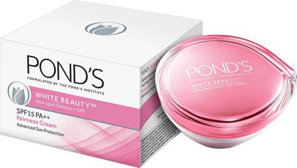 PONDS White Beauty Anti Spot Fairness Cream SPF 15 PA++