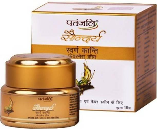 PATANJALI Saundarya & anti aging cream