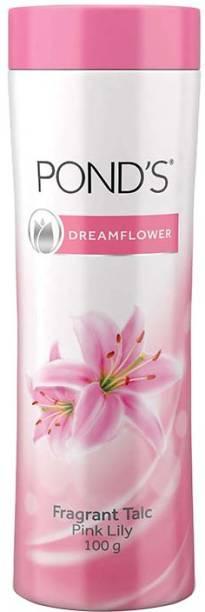 PONDS Dreamflower Fragrant Talc