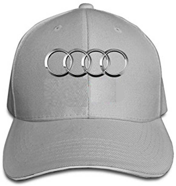 2a5531d9189 CIPS Embroidered Executive Brand Stylish Imported Trendy Audi Cap hat For  Men Women Students Cricket Sports