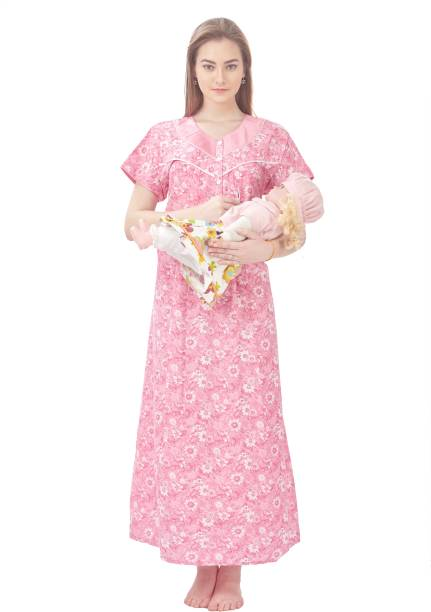 7e23081abdd06 Maternity Gowns - Buy Maternity Gowns online at Best Prices in India ...