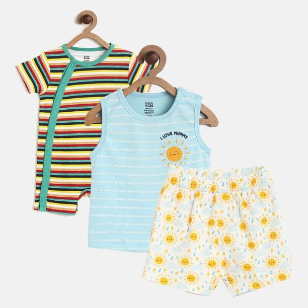 Baby Boys Bodysuits Online - Buy Baby Boys Bodysuits At Best Prices ... 61f665765
