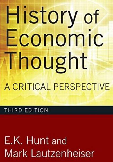 History Of Economic Thought, 3Rd Edn
