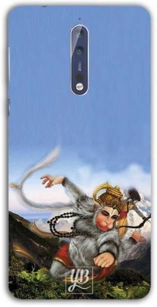 YuBingo Back Cover for Nokia 8