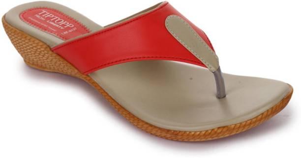 Liberty Women RED Sandals