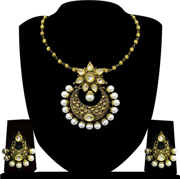 e838dd8f1cb Kundan Jewellery - Kundan Jewellery Sets Online at Best Prices in ...