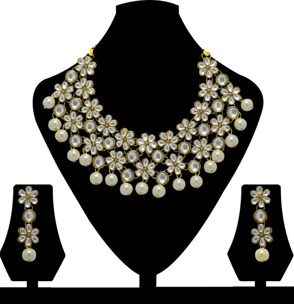b756f58eff Pearl Necklace - Pearl Necklace Sets Designs Online at Best Prices ...