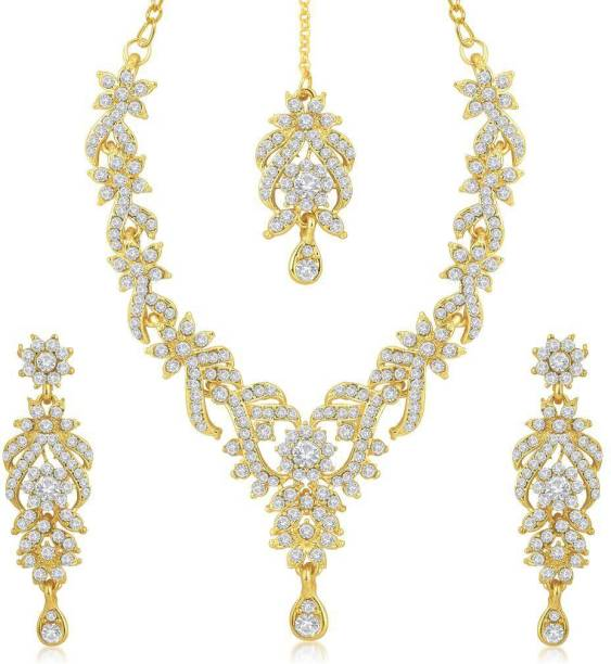 Jewellery & Watches Ladies Fashion Jewellery Sets Costume Jewellery
