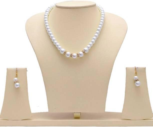 5e5d7294998fd Pearl Artificial Jewellery - Buy Pearl Artificial Jewellery Online ...