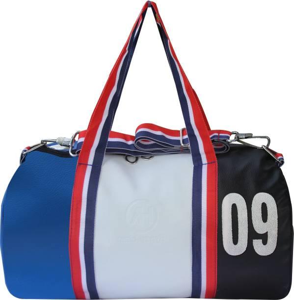 Hyper Adam (Expandable) Leather Rite Trendy Stylish Gym Bag Travel Duffel  Bag bd3f101ec1d27