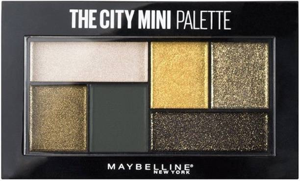 MAYBELLINE NEW YORK The City Mini Palette 4 g
