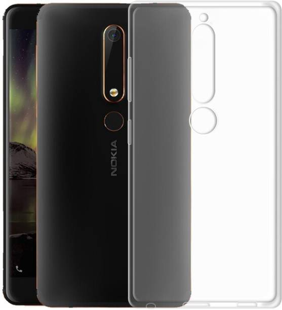 6753a0176f Wellpoint Back Cover for Nokia 6, Nokia 6 (2018 Model)