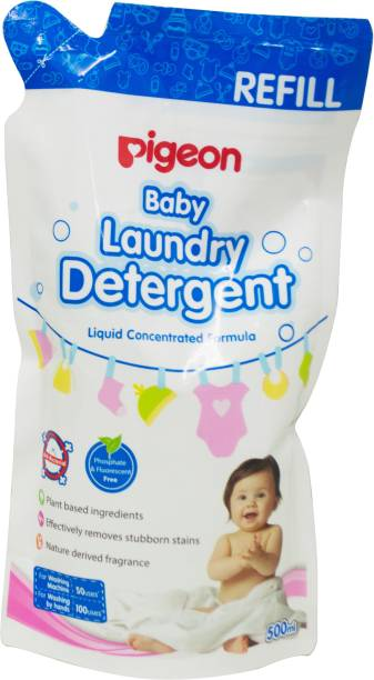 Pigeon LAUNDRY DETERGENT (LIQUID) (REFILL) Fresh Liquid Detergent