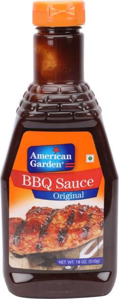 American Garden Bbq Original Sauce