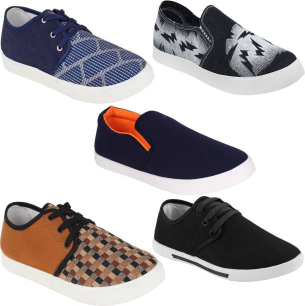 d5738933ff2 Oricum Canvas Shoes For Men