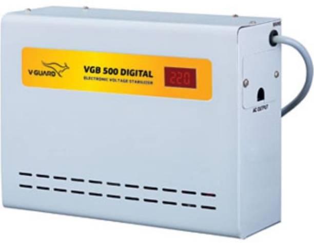 V-Guard VGB 500 Digital for AC upto 2 Ton (130V- 300V) Voltage Stabilizer