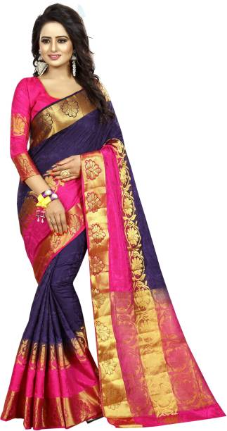 80aae11cdab Kanjivaram Silk Sarees - Buy Kanjivaram Silk Sarees online at Best ...