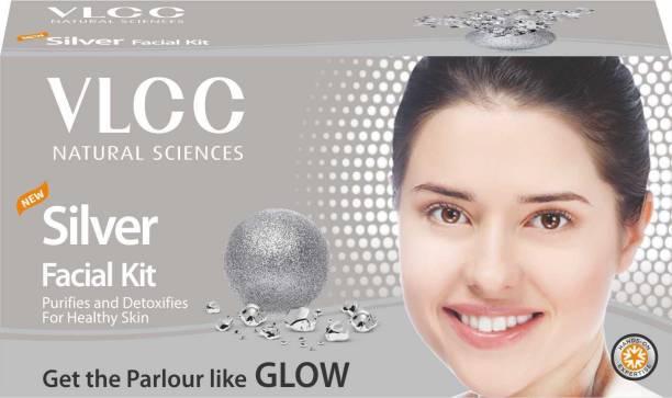 VLCC Silver Facial Kit