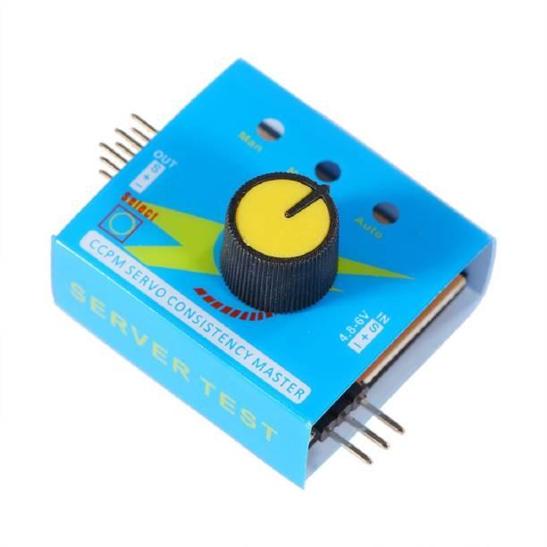 TechWiz 3 Channel Multi Servo Tester Consistency Speed Controller Power Channels CCPM