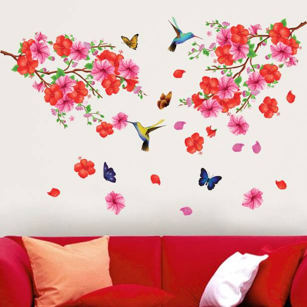 flipkart smartbuy wall decals stickers - buy flipkart smartbuy wall
