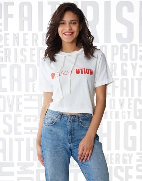 94a0f705c Hooded Shirts Tops Tunics - Buy Hooded Shirts Tops Tunics Online at ...