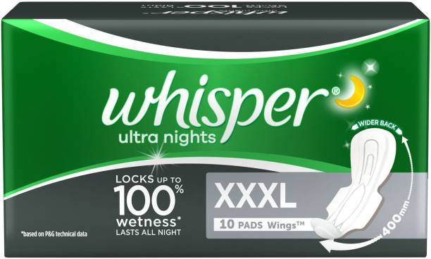 Whisper Ultra Nights XXXL Sanitary Pad