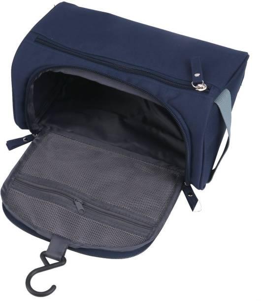 4950ee1531d GOCART Portable Beauty Organizer Case, Toiletry Cosmetic Bag Men Women  Travel Large Waterproof Makeup Bag