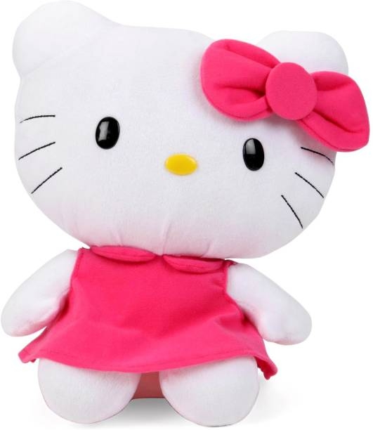 Hello Kitty in Pink Dress 30 cm - 30 cm