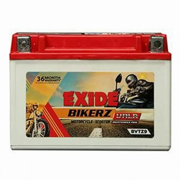 EXIDE Z9 8 Ah Battery for Bike