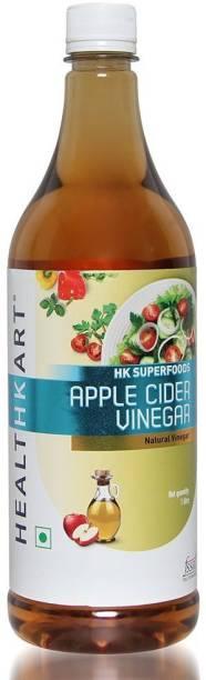 HEALTHKART Apple Cider -Unflavored & Filtered Vinegar