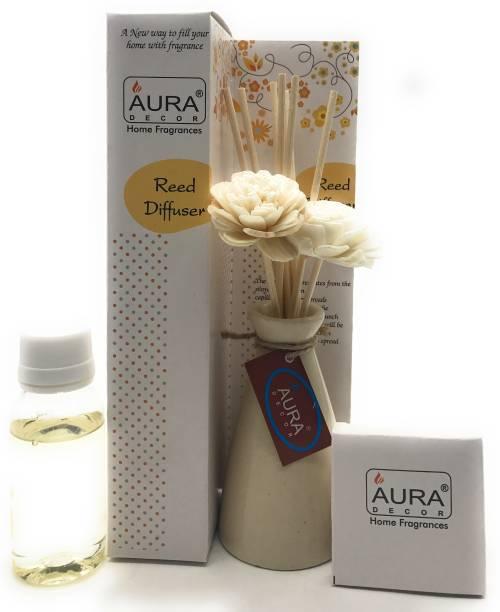AuraDecor Natural Diffuser Set