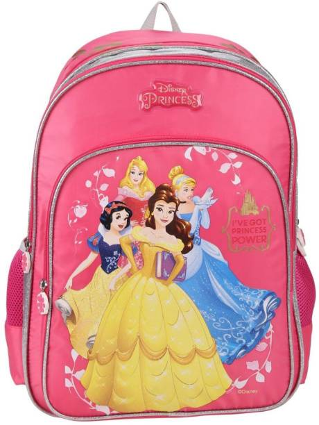 707da5109c1 Simba BTS-PRINCESS POWER 16 BP Waterproof School Bag