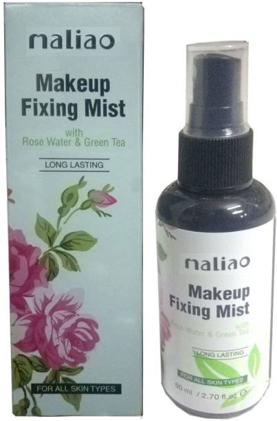 maliao HONGKONG MATTE MAKEUP FIXER FIXING SPRAY WATERPROOF FOR LONG LASTING MAKEUP Primer  - 80 ml