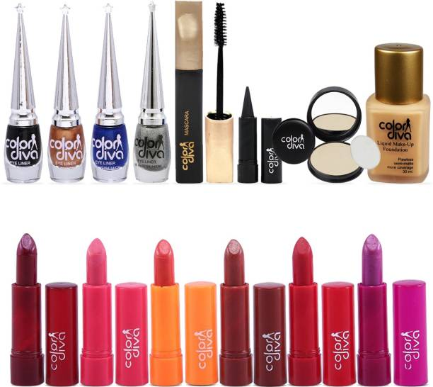 Color Diva Daily Usage Face Makeup Combo