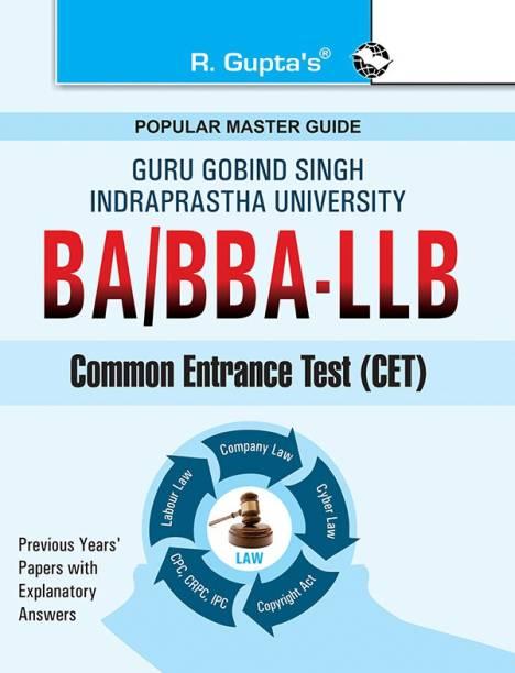 Ggsipba, LLB. (H)/Bba, LLB (H) Entrance Exam Guide