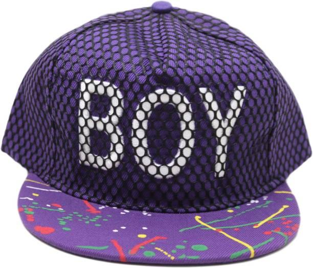 dd223dce7f7 Friendskart Embroidered Embroidered Huntsman Era BOY Hip Hop Snapback Net Cap  Cap
