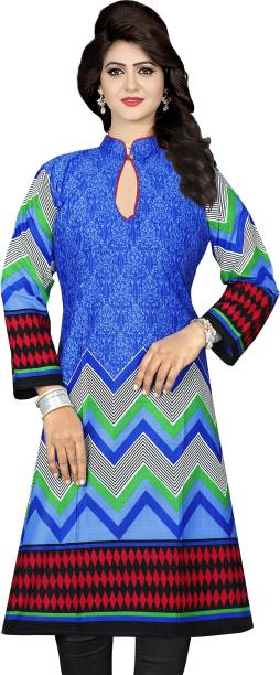 635929417edc4 Winza Designer Women Printed Straight Kurta