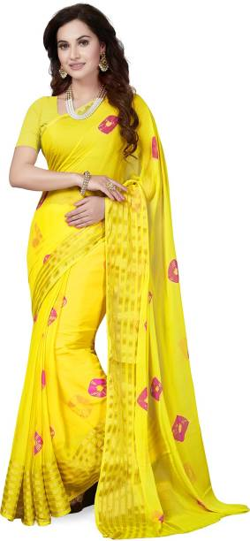 39cc7ea562995 Yellow Sarees - Buy Yellow Sarees Online at Best Prices In India ...