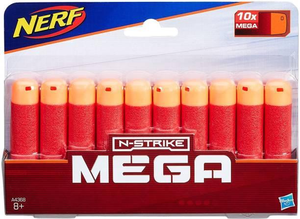 Nerf N-Strike Elite Mega Dart Refill Guns & Darts