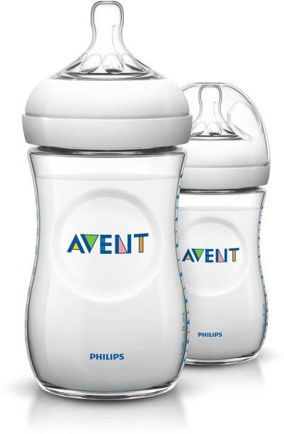 Philips Avent Natural Pack of 2 - 260 ml