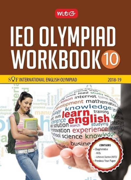 International English Olympiad Workbook -Class 10