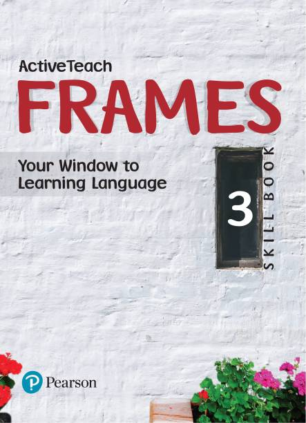 ActiveTeach Frames (Skill Book) for CBSE English Class 3 by Pearson