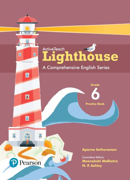 ActiveTeach Lighthouse (Practice Book) for ICSE English Class 6 by Pearson
