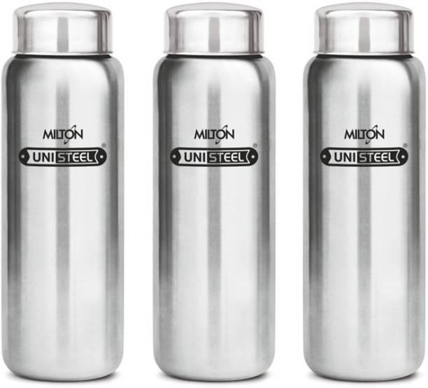 51cb9639a Milton Aqua Stainless Steel Fridge Water Bottle 750 ml