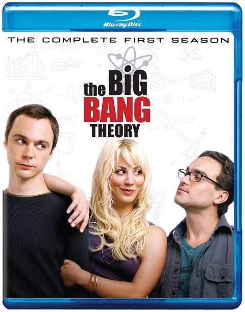The Big Bang Theory: The Complete Season 1 (2-Disc Box Set)