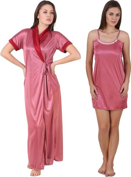 Silk Night Dresses Nighties - Buy Silk Night Dresses Nighties Online ... 7c75fef72