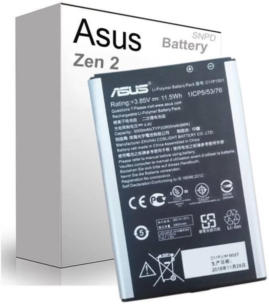 "ASUS Mobile Battery For  ASUS ASUS ZenFone 2 Laser 5.5""/6"" zenfone selfie Z011D ZD551KL Z00UD ZE550KL ZE601KL Z00LD -C11P1501"